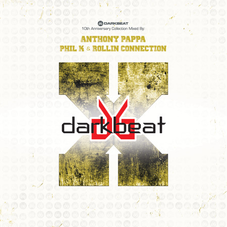 Darkbeat CD Cover original