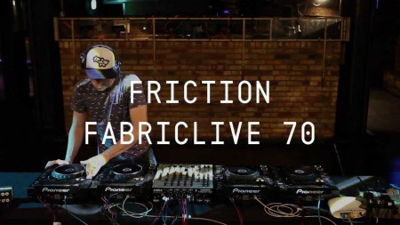 Friction fabriclive 70 promo mix