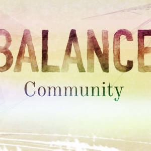 Balance community graph
