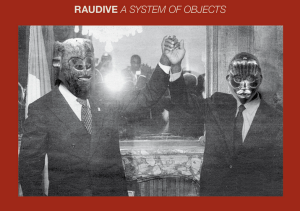 raudive system of objects