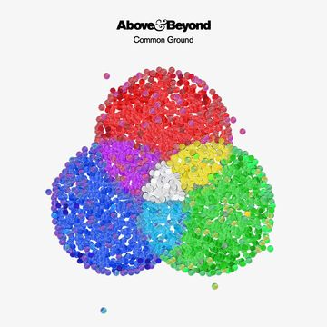Above & Beyond - Common Ground - ANJCD059